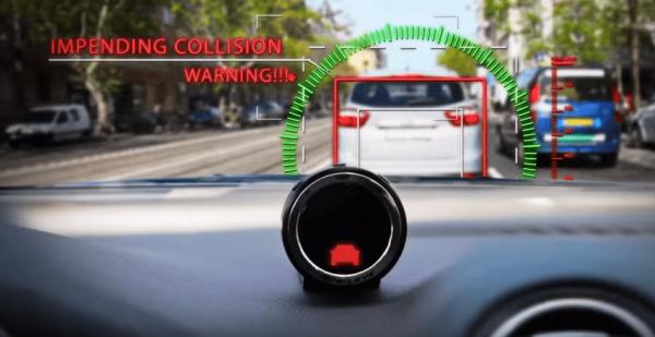 Forward Collision Warnings