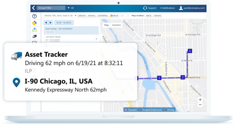 Advanced GPS Tracking and Monitoring