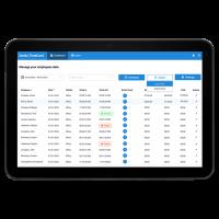 Zendu TimeCard – Keyfob Payroll