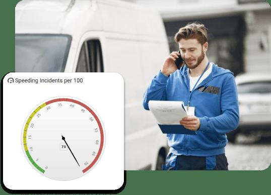Incentivize and reward driver safety