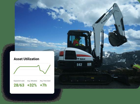 Increase Asset Utilization