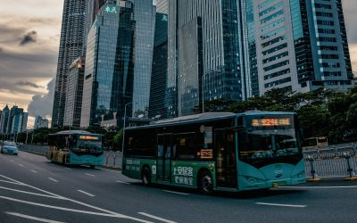 An Electric Bus Fleet: Going From 0 to 16,000 Electric Buses In A Decade