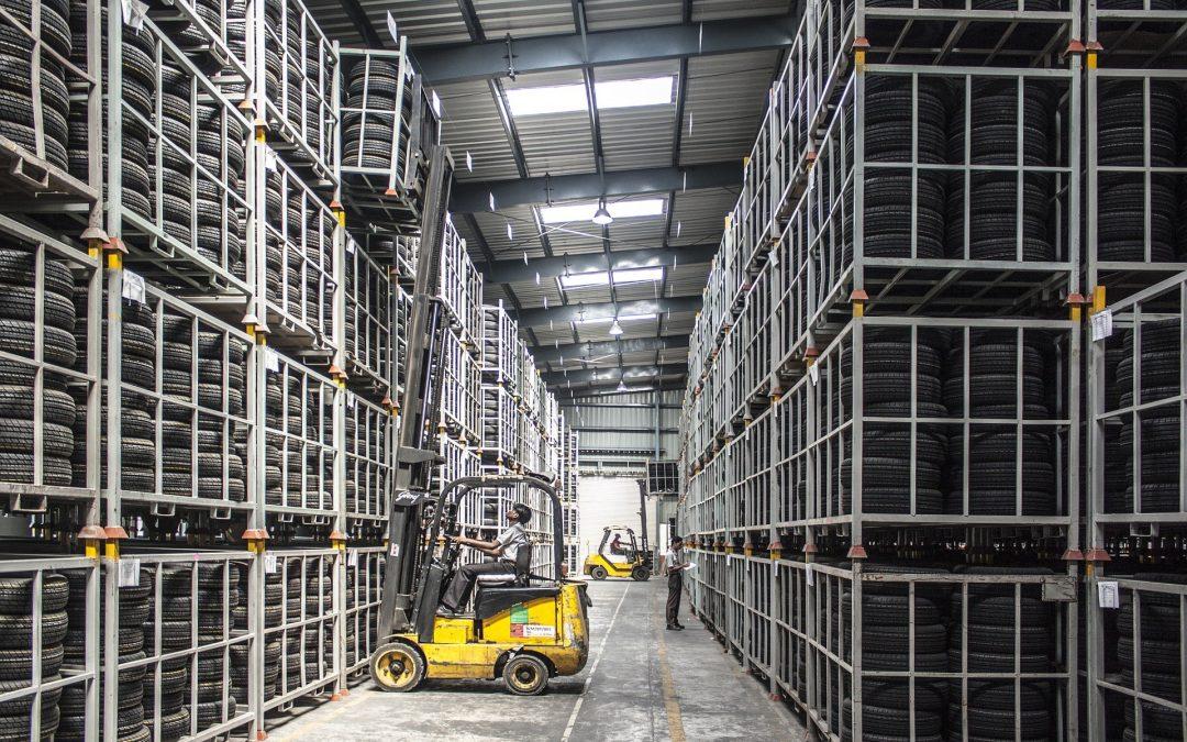 How Smart Warehousing Depends on BLE Technology