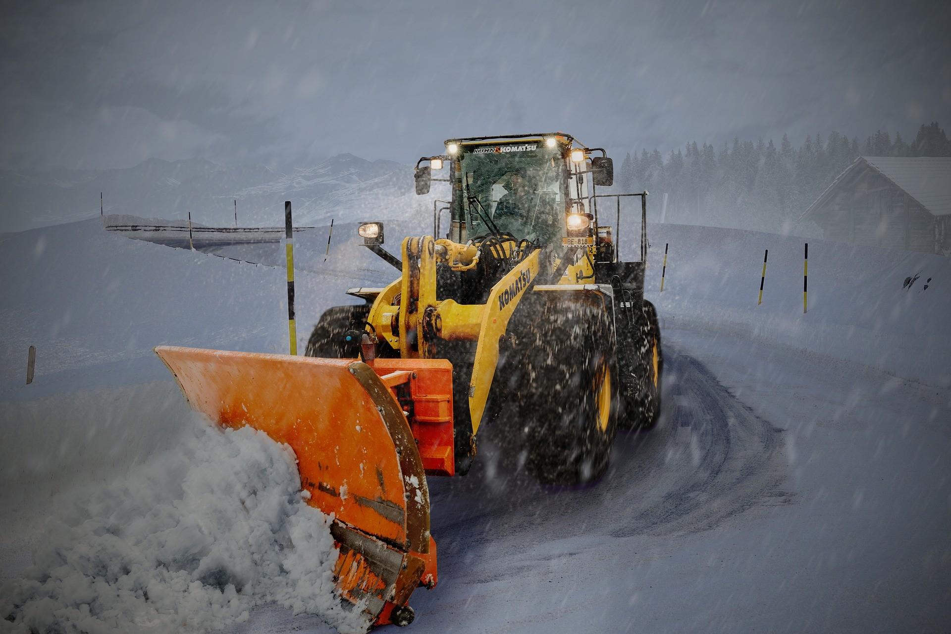winter operation programs, winter, snow plow, gps, telematics, winter operation departments