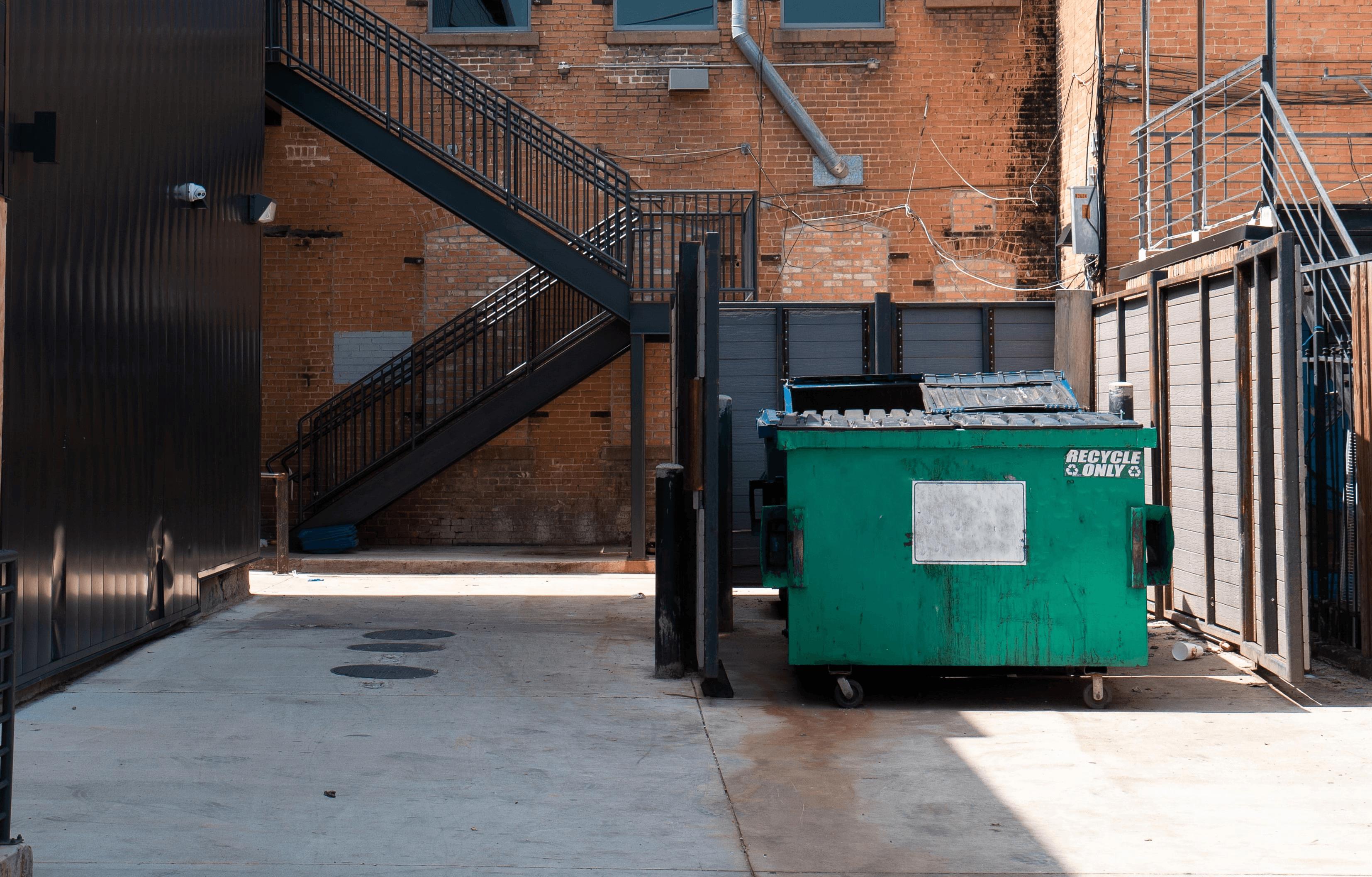 smart sensors, waste management, bin fill