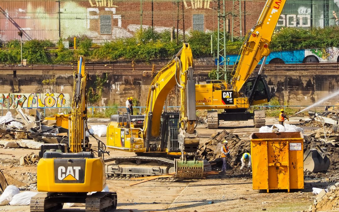 Have A Construction Site? Here's Why You Need Asset Tracking