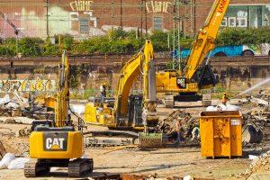 construction tracking, gps, gofleet, construction, equipment