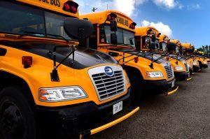 school bus, fleet, gofleet, fleet management, school, back to school, bus eta, telematics