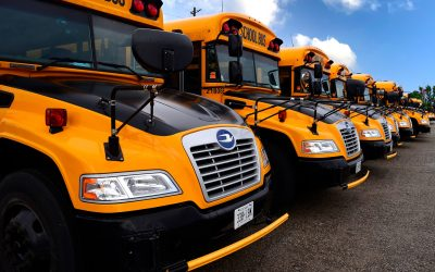 Spotlight on Telematics, Bus ETA and Back to School: A Conversation with Kemal Leslie