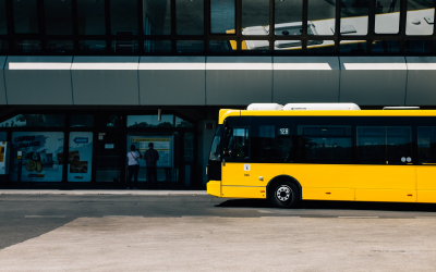 How Telematics Can Set Shuttle Bus Services Up For Success